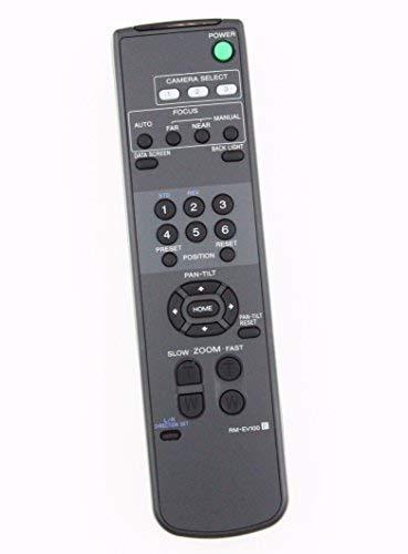rm-ev100Infrarot Fernbedienung für Sony PTZ Kameras evi-d100-d70-d30, brc-300, brc-h300, brc-h700, brc-z700, brc-z330, snc-rz30, evi-hd1-hd7. (Sony Camcorder Infrarot)