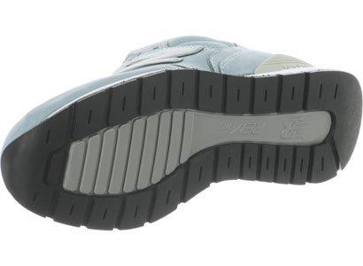 NEW BALANCE - Baskets basses - Homme - Sneakers 996 Suede et Mesh Ash Blue pour homme Bleu