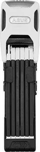 ABUS AB78090 6000A/90 SH Bordo Alarm Vorhängeschloss, Weiß, 90 cm