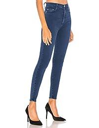 78dba6aab0 Amazon.es  Vaqueros Tiro Alto - Pantalones   Mujer  Ropa