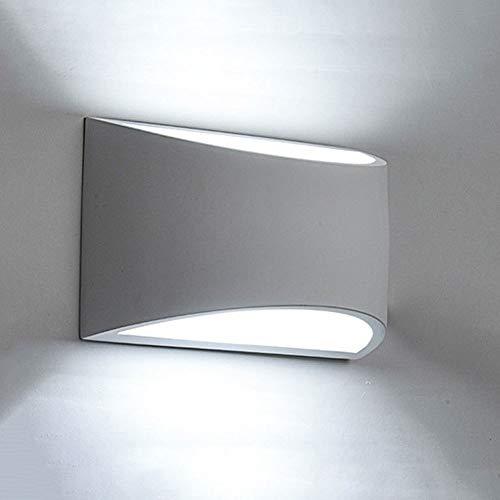 Sprsk Europäische Moderne Wohnzimmer Schlafzimmer Wandleuchte Einfache Led-spiegel Scheinwerfer COB Chip 5 Watt Wand Bad Nachtwandleuchte Gips Lampe ETL und Energy Star Zertifiziert Dekoration Wandleu - Energy-star-wand-beleuchtung