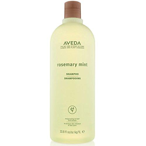 Trockenes Haar Mint Shampoo (Aveda Rosmarin mint Shampoo Supersize 1Liter/1000ml (Wert von € 52,00))