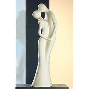 Skulptur Paar IN LIEBE Francis Sculpture Gilde