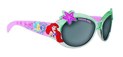 Disney princess ariel a forma di occhiali da sole