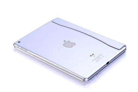mondpalast@ schlanke Aluminium Bluetooth Tastatur QWERTY fur APPLE IPAD AIR 2, ipad air 2 iPad 2017