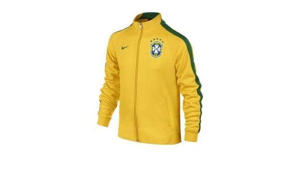 Nike Brasilien Jacke Authentic N98 Kids F703 WM 14: Amazon