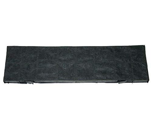 Kohlefilter für Dunstabzugshaube 474 x 132 x 19 mm Gaggenau 00291106 KF250055