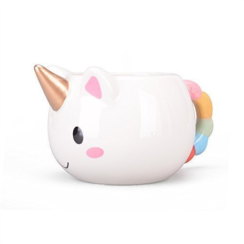Cute 3D Unicorn Mug - environmentally friendly