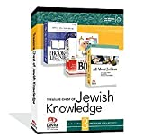 Treasure Chest of Jewish Knowledge. Five great Jewish reference works on one CD-ROM