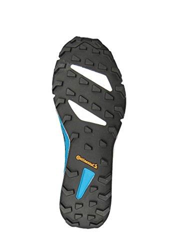 scarpe da trekking all'aria aperta da uomo adidas TERREX Agravic nucleo nero / interno nero / grigio Vista nero - BB0960 mystery petrol f17/core Black/ftwr white