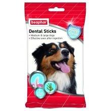 BEAPHAR UK Beaphar Dental bâtons pour les grands chiens med / pack LGE de 1