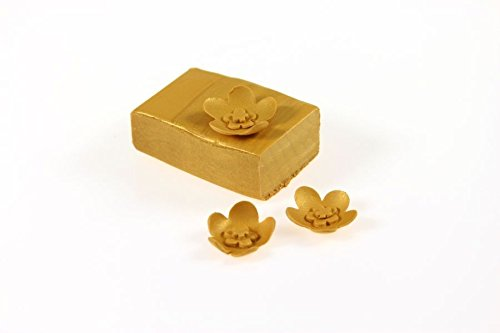 Blütenpaste / Modellierpaste gold 100 g