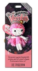 Watchover Voodoo - Schlüsselanhänger - Die Friseurin