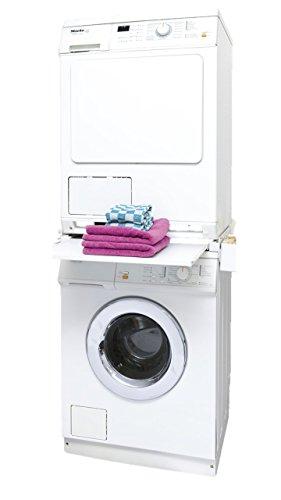 Waschmaschinen Zubehör - Auffangwanne/Podest/Schublade/Einbau/Zwischenbaurahmen (Waschmaschinen Zwischenbaurahmen mit Tisch)