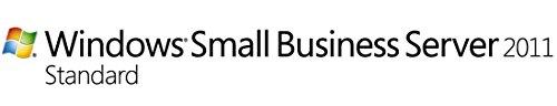 Systembuilder Windows Small Business Server Std 2011 64Bit 1pk DVD 1-4CPU 5 Clt