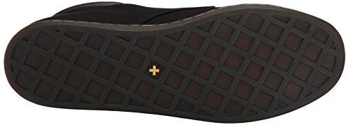 Dr. Martens Mens Maleke R22357001 Ankle Bootie Black