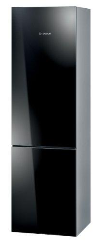 Bosch KGF39SB20 Kühl-Gefrier-Kombination / A+ / Kühlen: 241 L / Gefrieren: 68 L / schwarz / No Frost / VitaFresh Zone