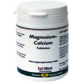 Magnesium-Calcium-Tabletten, 250 Tabletten (Mangan 250 Tabletten)