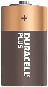 Duracell Plus Alkaline Batterie 6 Stück Elektronik
