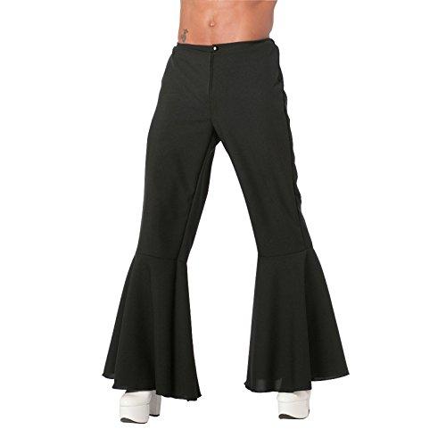 Wilbers - Cs925119/54 - Pantalon Noir Patte Def Elastique Taille 54 Xl