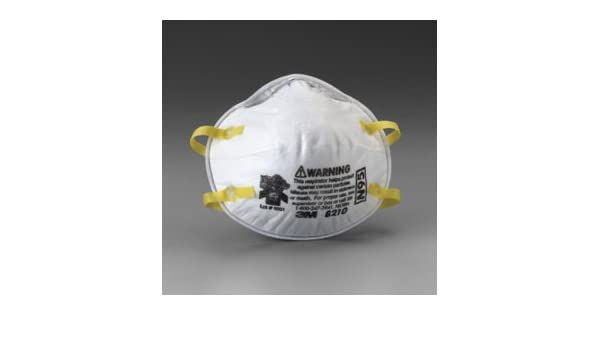 Welcome Particulate Respirator co N95 3m Amazon uk 8210