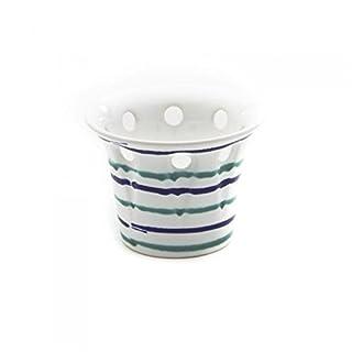 Gmundner Keramik Manufaktur 0104LETI10 traunsee Tischlicht, Durchmesser 10 cm