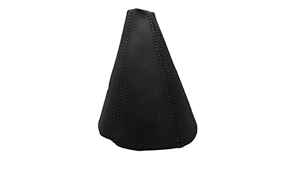 Pour MERCEDESCLASEEW211 Mod/èle Automatique 2002-2009 Soufflet Levier de Vitesse 100/% Cuir Noir