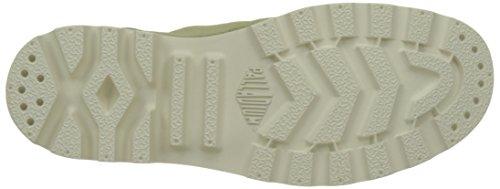 Palladium 92352, Scarpe da Ginnastica Alte Donna Verde (Sage Green/Marshmallow)