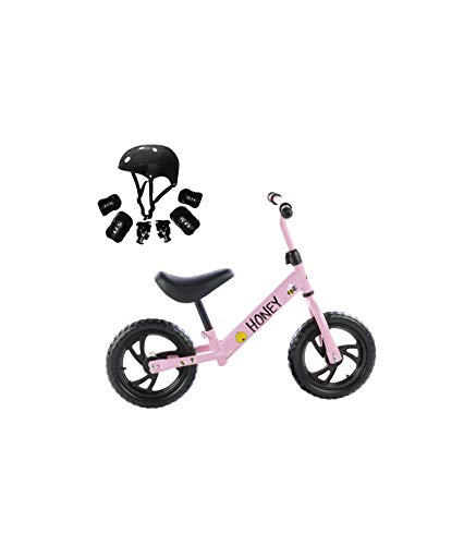 Grupo K-2 Minibike Bicicleta Niños Honey Rosa 3