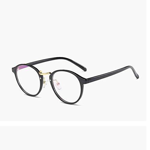 TtKj Männer und Frauen Brillen Rahmen Mode Jelly transparent Auge Frame