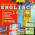 TOPOS Marketing GmbH MultiLingua, CD-ROMs, Englisch 1 & 2, 2 CD-ROMs