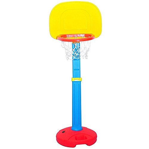 Preisvergleich Produktbild Homcom 53-0014 - Basketballständer Kinder höhenverstellbar