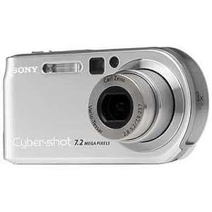 Sony Cyber-shot DSC-P200 Digital Camera [7MP, 3 x Optical Zoom]