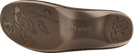 Naot , chaussures compensées femme Marron - Braun (Toffee)