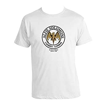 Alfie Solomons Rum & Choke T-shirt Peaky Blinders 2019 New T-shirt 100% Baumwolle