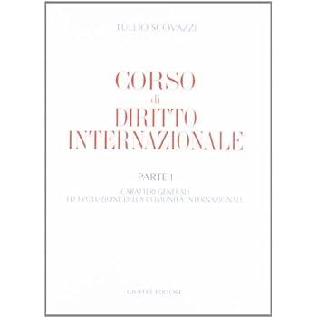 Corso Di Diritto Internazionale: 1