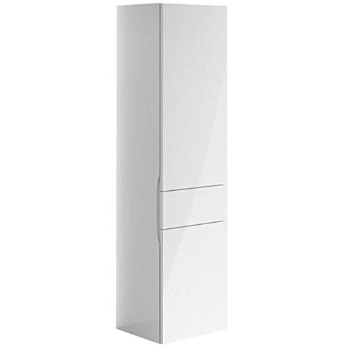 Villeroy + Boch Hochschrank Aveo new generation A84801 400x1530x350 Glossy White Lack, A84801GF (Lack White Glossy)
