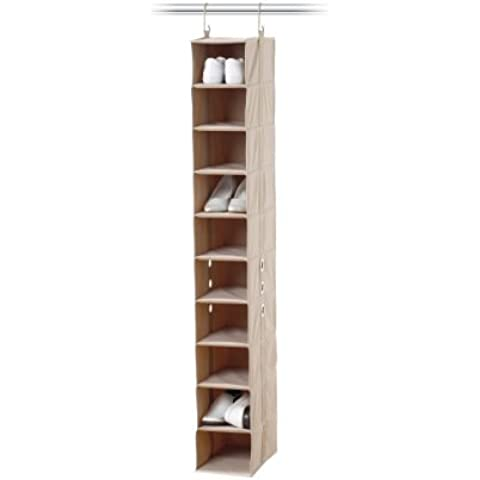 neatfreak 5613-ST closetMAX 10 Shelf Closet Organizer by (Neatfreak Organizer)