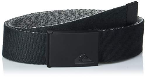 Quiksilver Jungen Gürtel The Jam, Schwarz (Black KVJ0), One Size (Herstellergröße: Única)