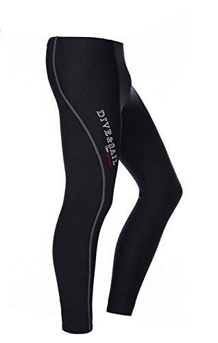 A Point Diving Neopren-Hose, 1,5 mm Taucherhose, Winterbadehose Gr. XXL, men's grey