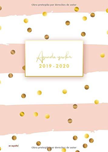 Calendario Academico 2020 16.Agenda Glamour Productos365 Com