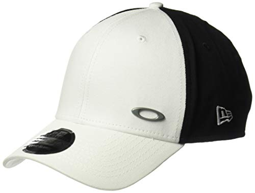 Oakley Tinfoil 3-in-1 Cap, White, M/L