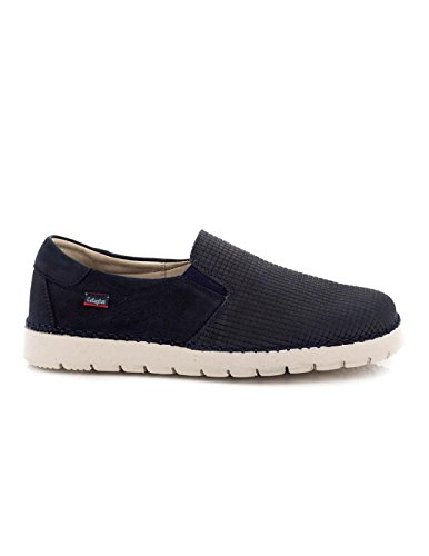 Blue Skin Mocassino Callaghan 11402 41 Blue