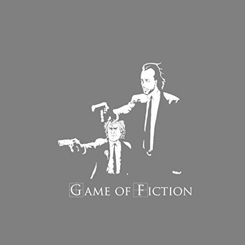 GoT: Game of Fiction - Stofftasche / Beutel Braun