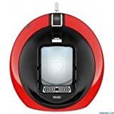 Delonghi Dolce Gusto Circolo - Máquina de café, 1,3 l, 15 Bar, color rojo