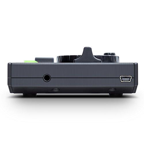 Numark DJ2GO 2 Portable DJ Controller with Serato Intro and Built-In Audio Interface