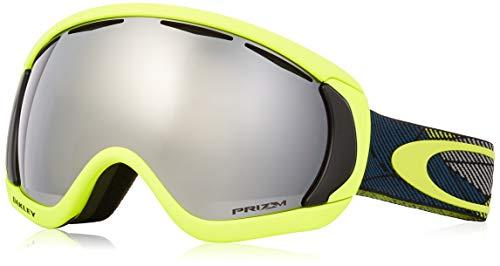 Oakley Canopy Snow Goggle Retina Poseidon/Prizm Snow Black Iridium 2018 Goggles