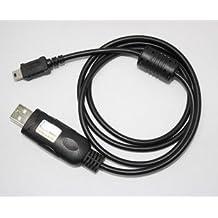 Cable USB Buwico para Motorola A10 A12 XTNi RDX CP110 EP150 Cable gato para Motorola Radios radio de dos vías