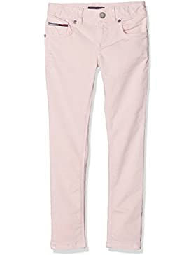 Tommy Hilfiger Ame Nora Rr Skinny Stsat Gd, Jeans para Niñas