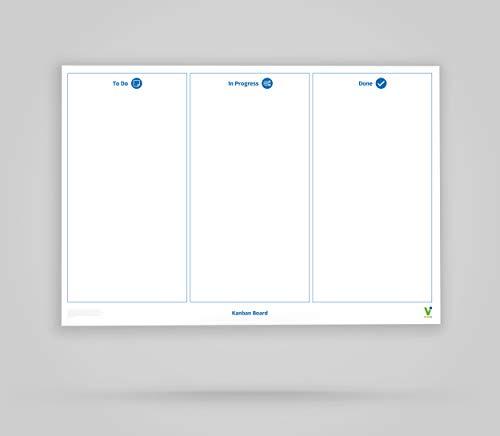 Vi-Board Kanban Board/ Whiteboard: Enrollable